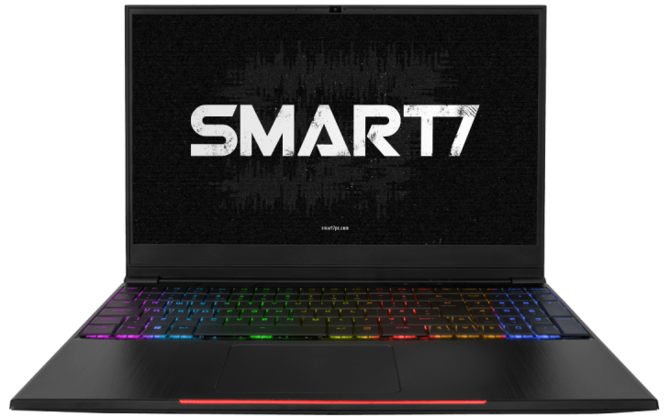 Test SMART7 Kallisto GX15D - Intel Core i7-8750H i GTX 1060 [1]