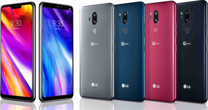 Test smartfona LG G7 ThinQ - Czy warto było czekać? [2]