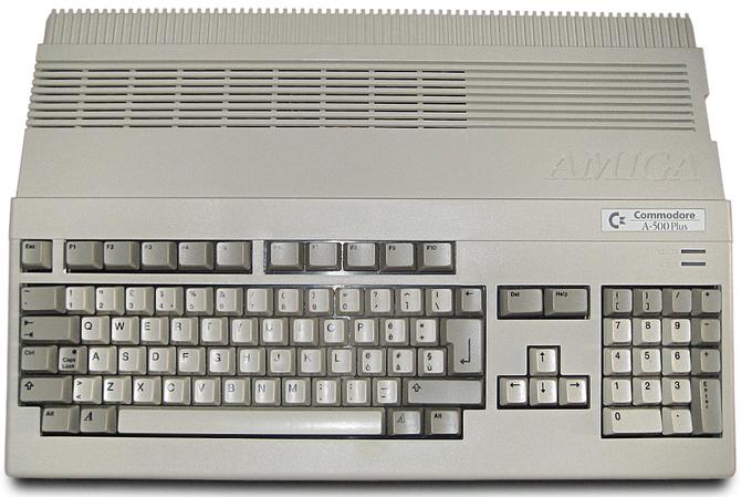 PureRetro: Amiga 500 - maszyna, która wyprzedziłą epokę [36]