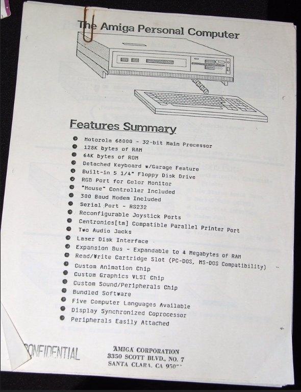 PureRetro: Amiga 500 - maszyna, która wyprzedziłą epokę [38]