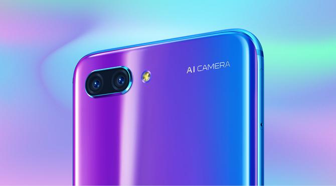 Test smartfona Honor 10 - Efektowny design, rozsądna cena [1]
