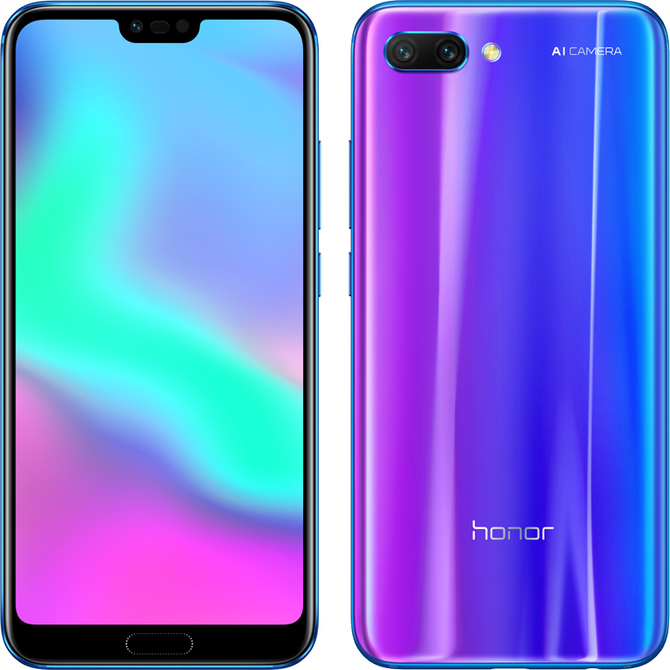 Test smartfona Honor 10 - Efektowny design, rozsądna cena [2]