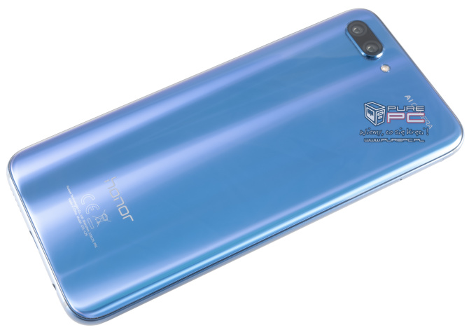 Test smartfona Honor 10 - Efektowny design, rozsądna cena [nc21]