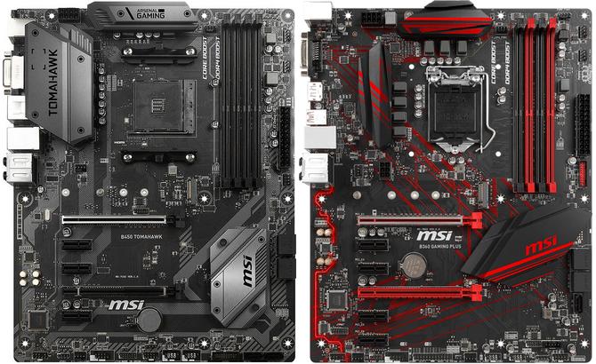 Ryzen 5 2600, Core i5-8400, GeForce GTX 1060 i Radeon RX 580 [3]