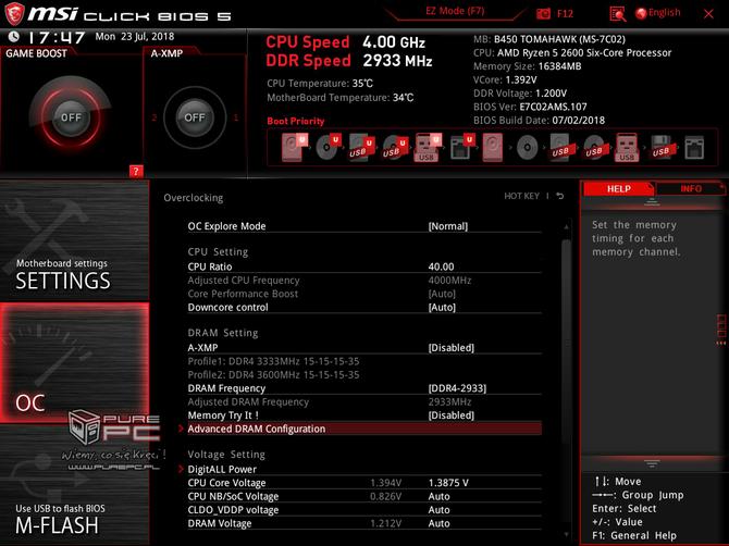 Ryzen 5 2600, Core i5-8400, GeForce GTX 1060 i Radeon RX 580 [34]