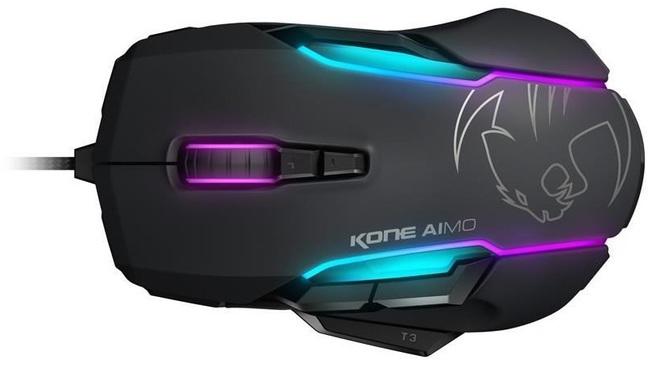 Test myszy Roccat Kone AIMO - Efekciarski gryzoń dla graczy [1]