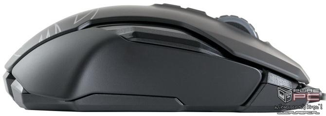 Test myszy Roccat Kone AIMO - Efekciarski gryzoń dla graczy [nc6]
