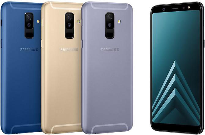 Test smartfona Samsung Galaxy A6+ (2018) - Kryzys tożsamości [9]
