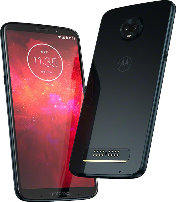 Test smartfona Motorola Moto Z3 Play - Moduły powracają! [3]