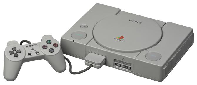 PureRetro Historia SONY PlayStation bardzo fartownej konsoli [1]