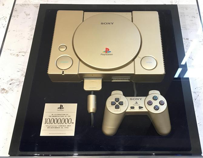 PureRetro Historia SONY PlayStation bardzo fartownej konsoli [13]