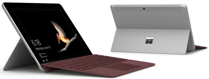 Microsoft Surface Go - test tabletu, a może już laptopa? [2]