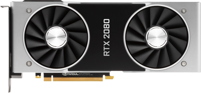 Test NVIDIA GeForce RTX 2080 - Szybszy od GeForce GTX 1080 Ti [2]