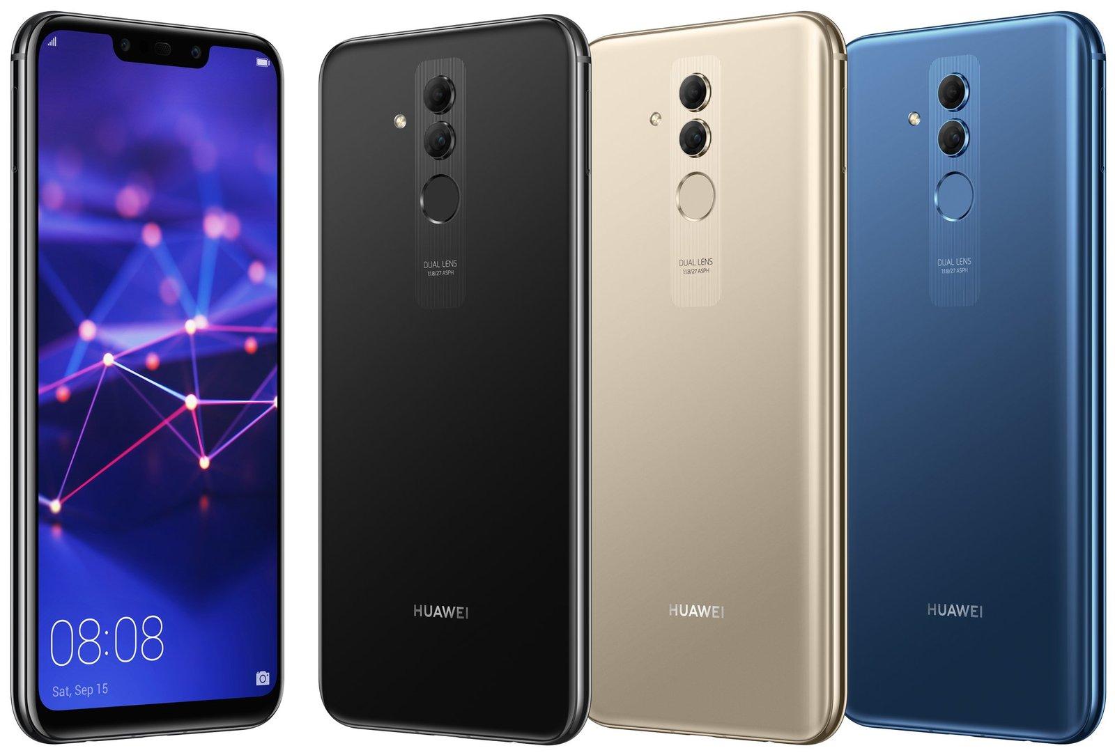 bc0c5b4f46b Test smartfona Huawei Mate 20 Lite – Syndrom sequela   PurePC.pl