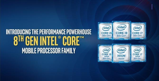 Sprawdzamy mobilne procesory Intel Core ósmej generacji [1]
