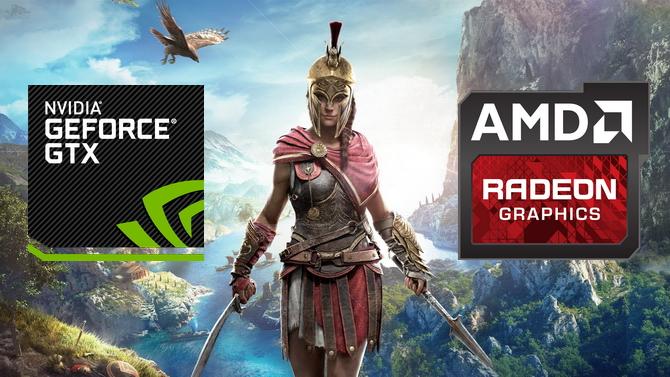Test wydajności Assassin's Creed: Odyssey PC - Grecka tragedia? [nc4]