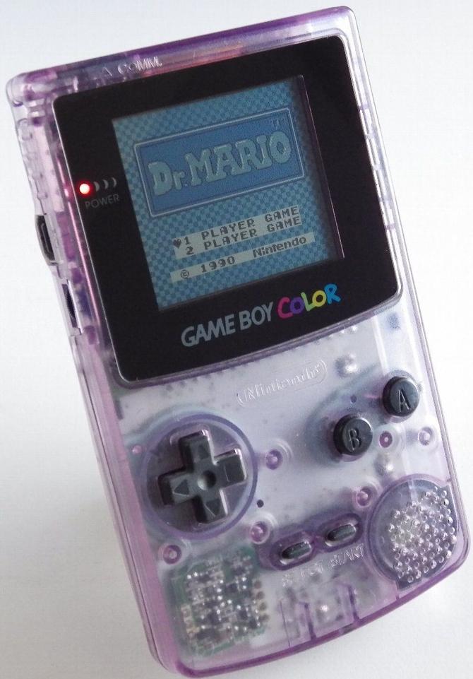 PureRetro: historia Game Boya Color, który własnie skończył 20 lat [12]