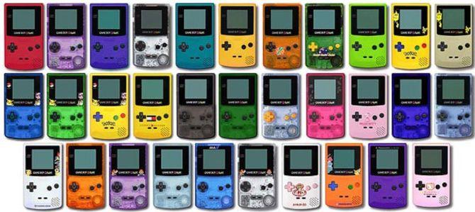 PureRetro: historia Game Boya Color, który własnie skończył 20 lat [25]
