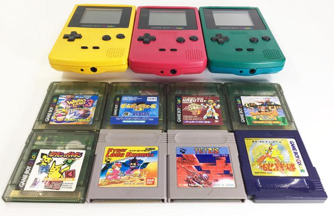 PureRetro: historia Game Boya Color, który własnie skończył 20 lat [31]