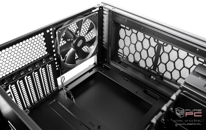 Test obudowy Cooler Master MasterCase Pro 5 - Stara, ale jara! [nc4]