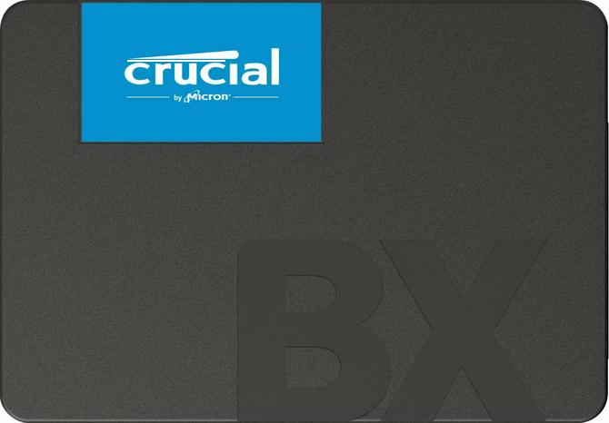 Test dysków SSD Crucial BX500 - Tańsza wersja Crucial MX500 [nc1]