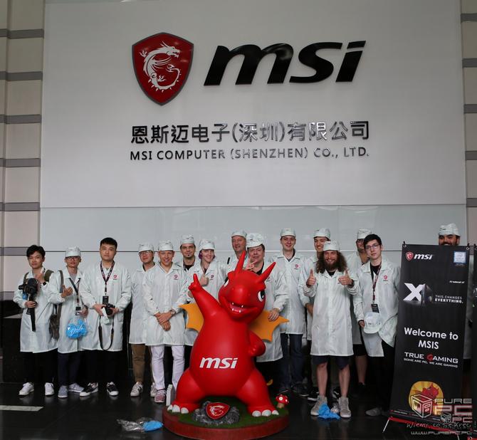Odwiedziliśmy fabrykę MSI Shenzhen. To tutaj rodzi się Gaming [nc65]