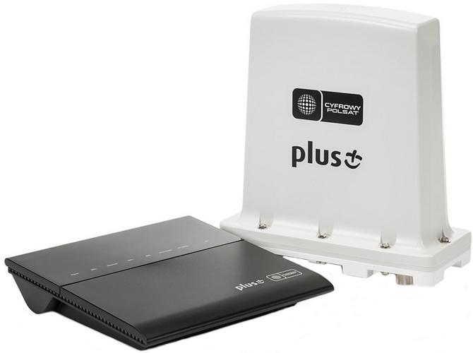 Zestaw Internetu Domowego 300  z sieci Plus - Bezprzewodowy LTE [nc23]