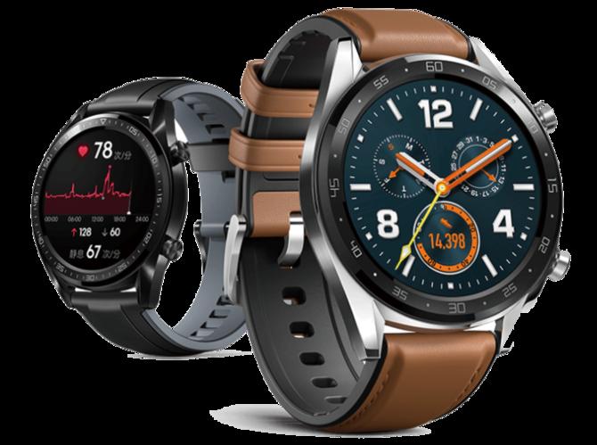Test smartwatcha Huawei Watch GT: zapomnij o ładowaniu baterii [17]
