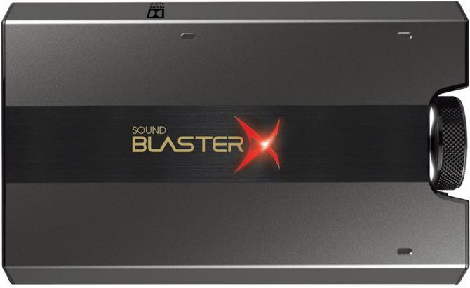Creative Sound BlasterX G6 - Test zewnętrznej karty dźwiękowej USB [nc1]