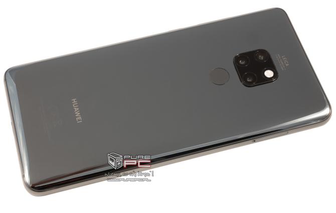 Test smartfona Huawei Mate 20 - Tańszy, ale nadal flagowiec [nc2]