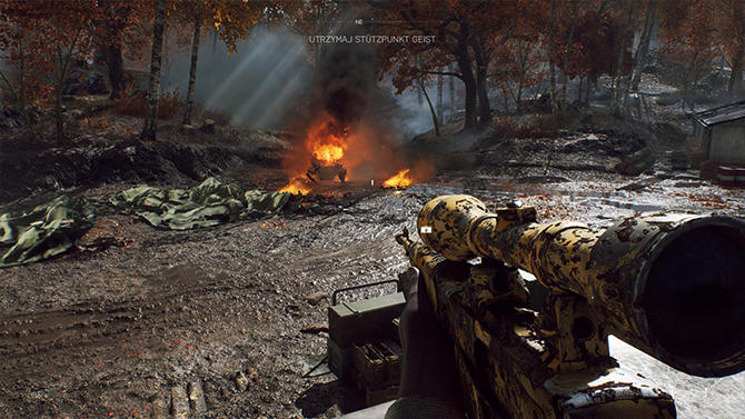 Recenzja Battlefield V: odgrzewany kotlet, ale z najlepszej wołowiny [nc6]