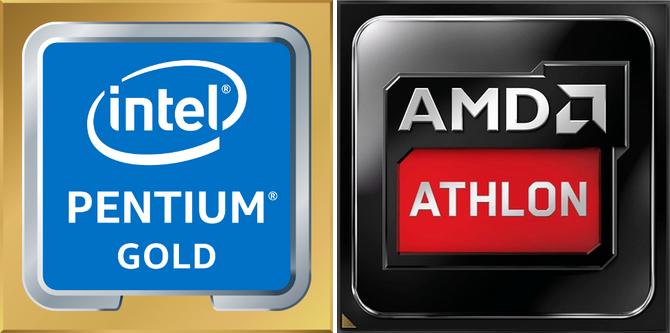 AMD Athlon 200GE vs Intel Pentium G5400 - Test tanich procesorów [nc1]