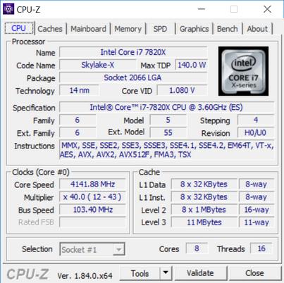 Test pamięci DDR4 - Patriot Viper 4 Steel 4133 MHz CL19 [2]