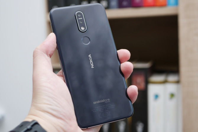 Test smartfona Nokia 7.1 - Średnia półka w stylu fińskim [2]