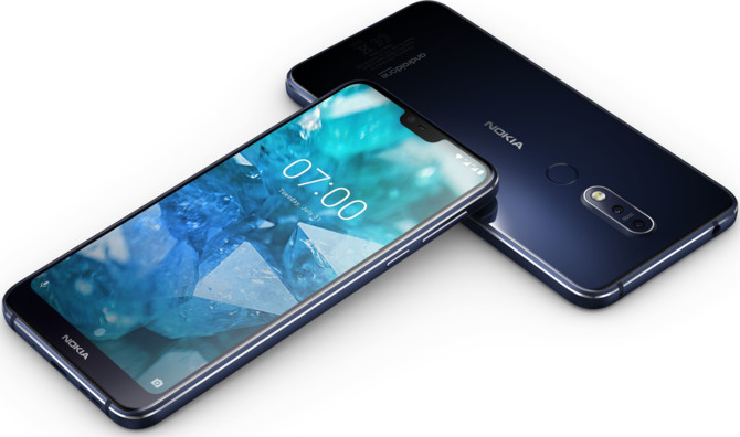Test smartfona Nokia 7.1 - Średnia półka w stylu fińskim [15]