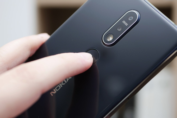 Test smartfona Nokia 7.1 - Średnia półka w stylu fińskim [3]