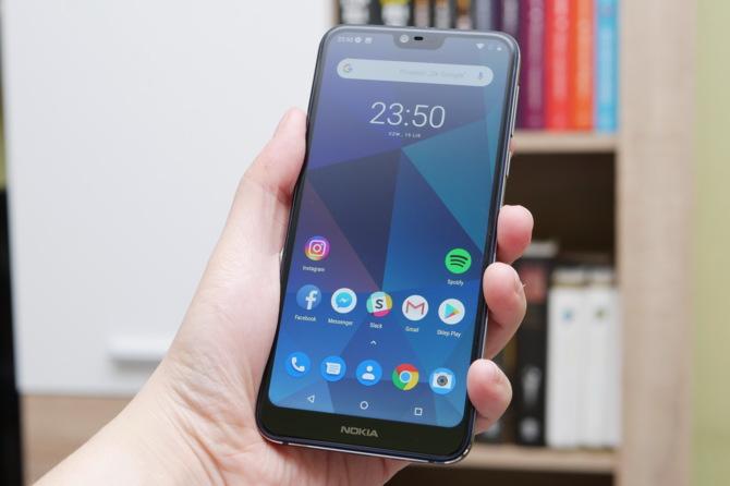 Test smartfona Nokia 7.1 - Średnia półka w stylu fińskim [4]