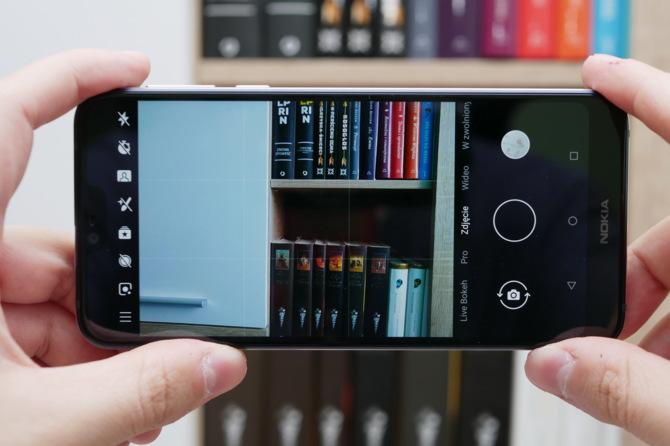 Test smartfona Nokia 7.1 - Średnia półka w stylu fińskim [5]