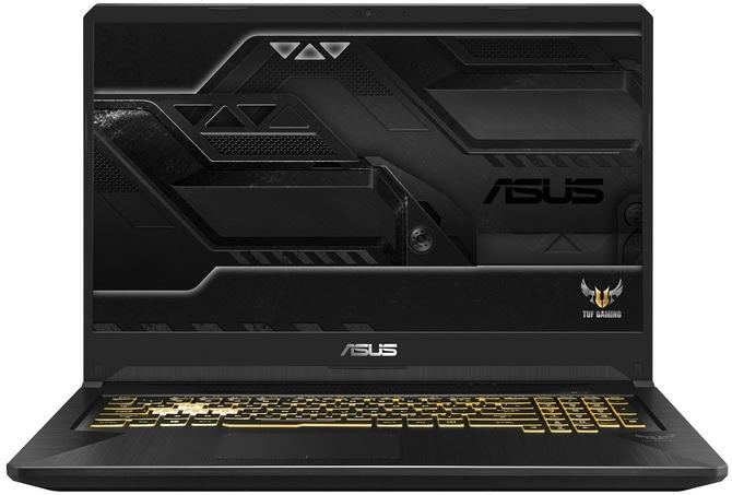 Test ASUS FX705GD - Smukła siedemnastka w rozsądnej cenie [1]