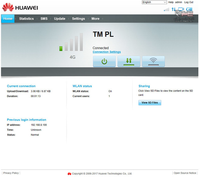 Test routerów MiFi - 8 sposobów na LTE [15]