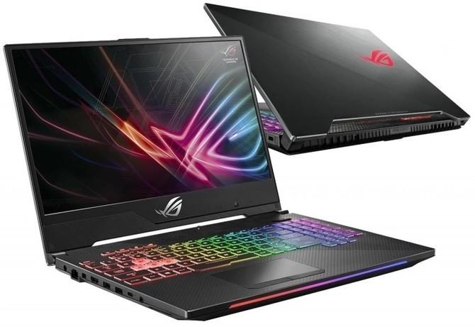 Test ASUS Strix GL504GS - Smukły laptop do gier z GeForce GTX 1070 [1]