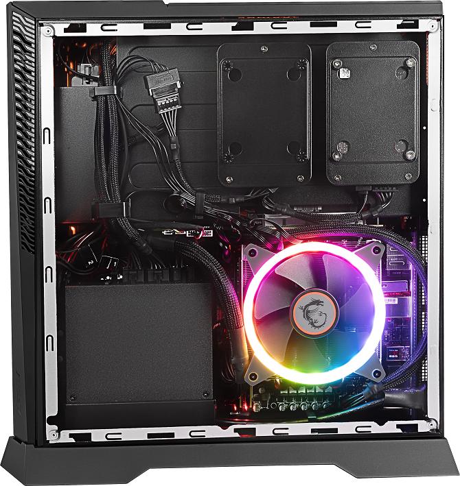 Test MSI Trident X - Mały komputer z kartą GeForce RTX 2080 [nc2]