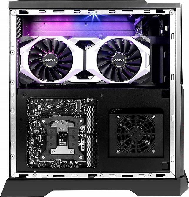 Test MSI Trident X - Mały komputer z kartą GeForce RTX 2080 [nc11]