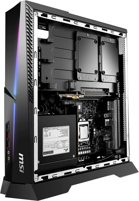 Test MSI Trident X - Mały komputer z kartą GeForce RTX 2080 [nc5]