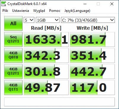 Test ASUS Zenbook UX433UF - Elegancki ultrabook do multimediów [25]