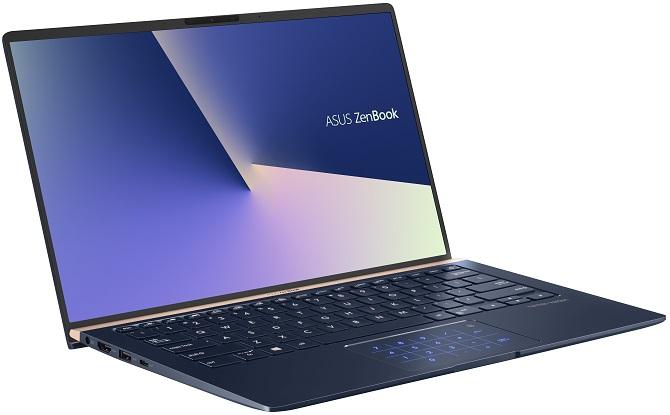 Test ASUS Zenbook UX433UF - Elegancki ultrabook do multimediów [nc10]