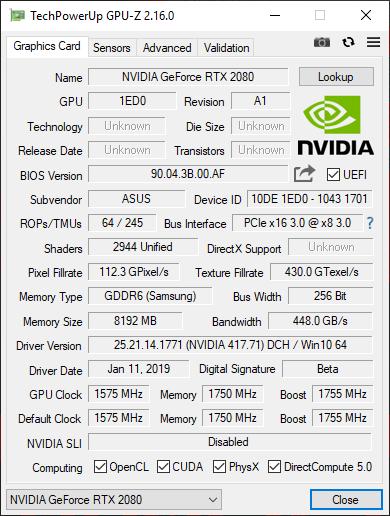 Test ASUS G703GX - imponujący laptop z układem GeForce RTX 2080 [11]