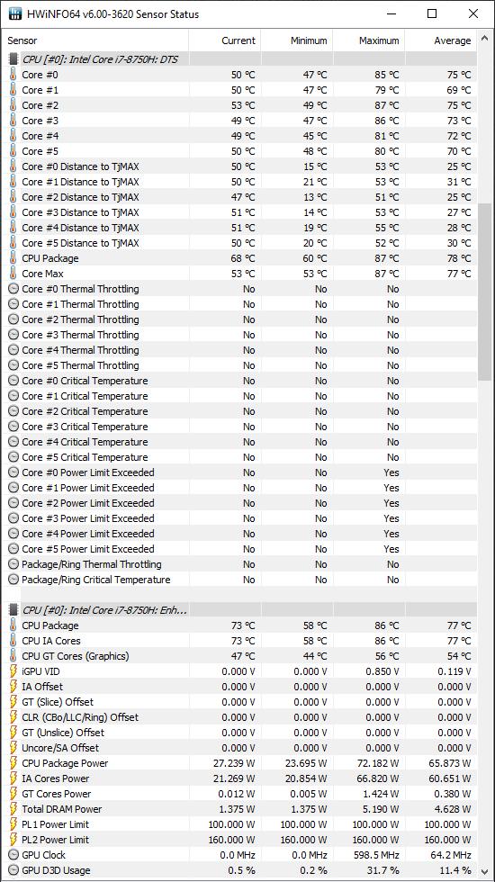Test ASUS G703GX - imponujący laptop z układem GeForce RTX 2080 [62]