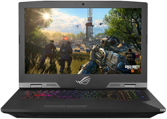 Test ASUS G703GX - imponujący laptop z układem GeForce RTX 2080 [nc1]