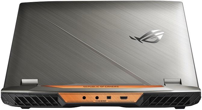 Test ASUS G703GX - imponujący laptop z układem GeForce RTX 2080 [nc2]